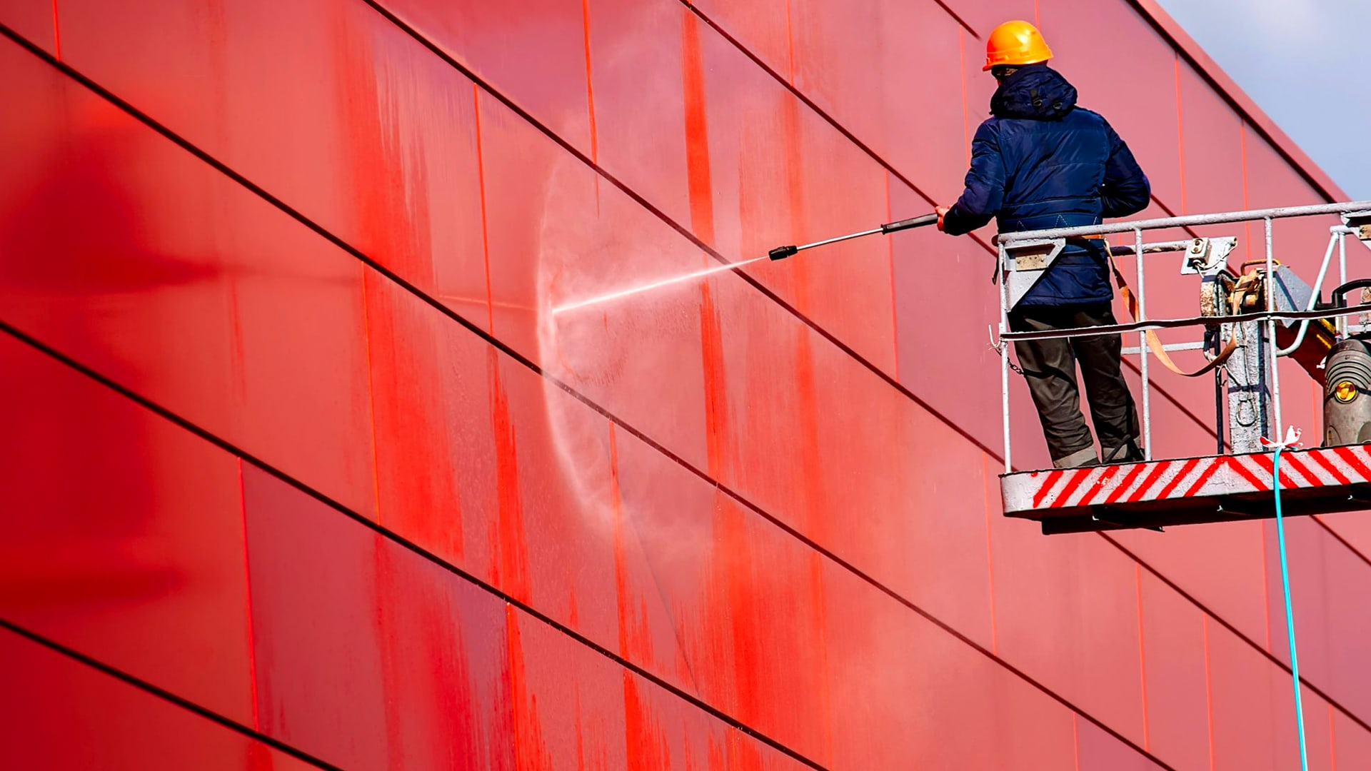 Commercial building cleaners Northamptonshire