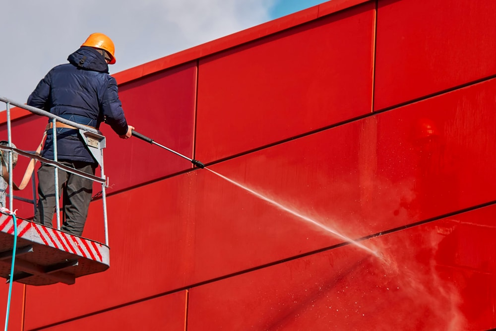 Commercial building cleaning Northamptonshire